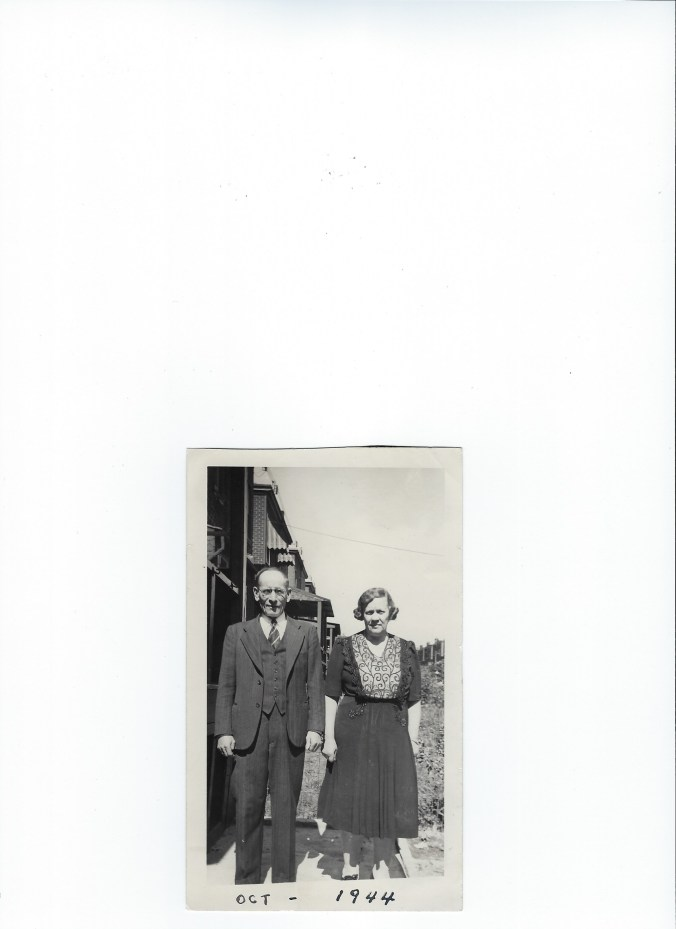 Franciszek and Anna