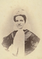 Isabella Anna Couchman 1860's